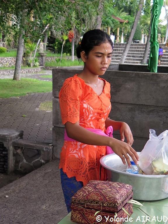Jeune Balinaise