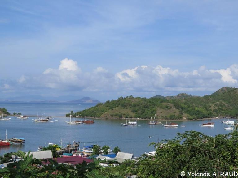 Baie de Labuan Bajo